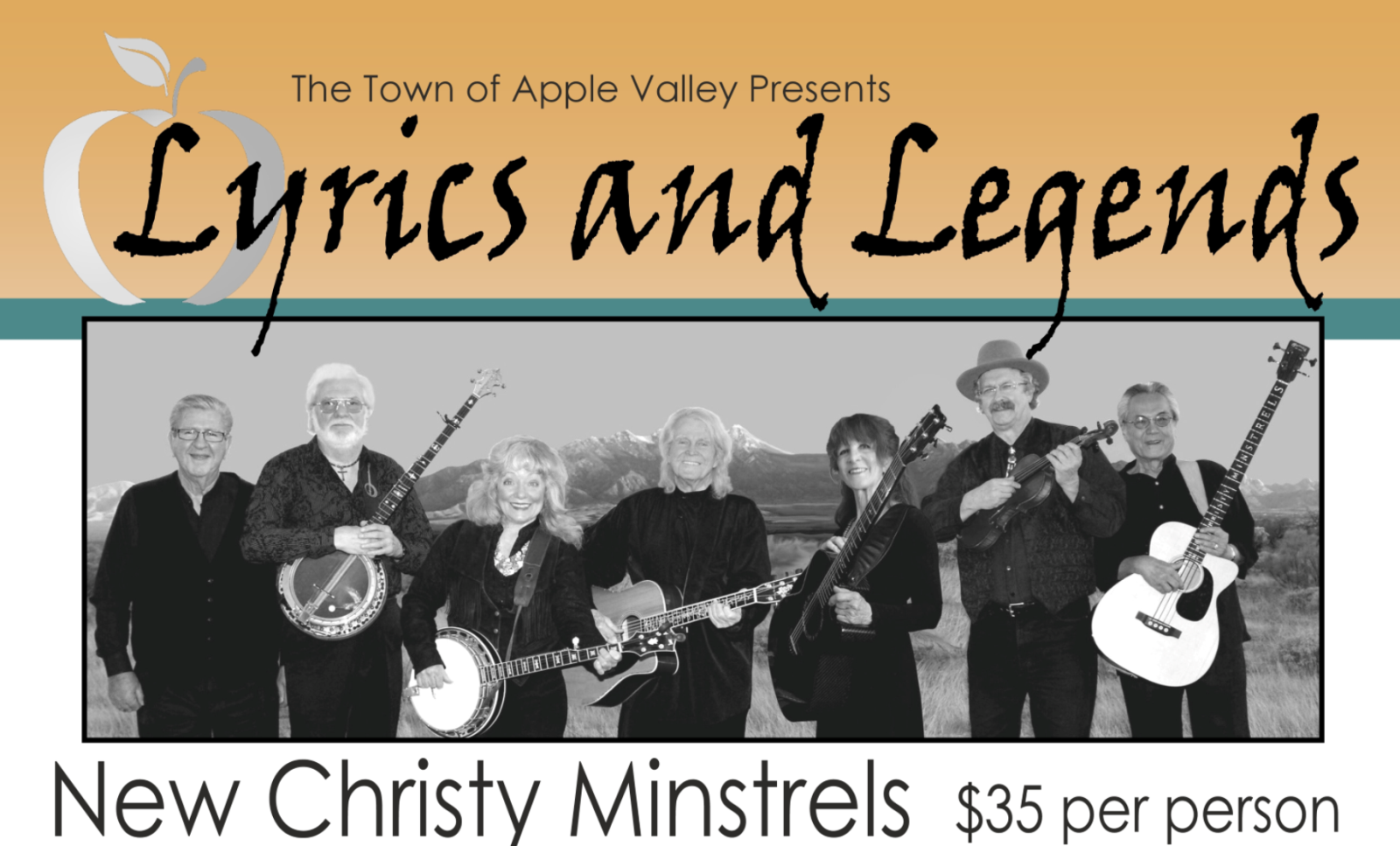 The New Christy Minstrels to perform in Apple Valley