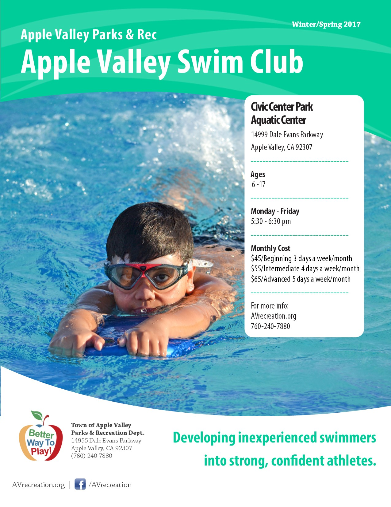 Apple ValleySwim Club