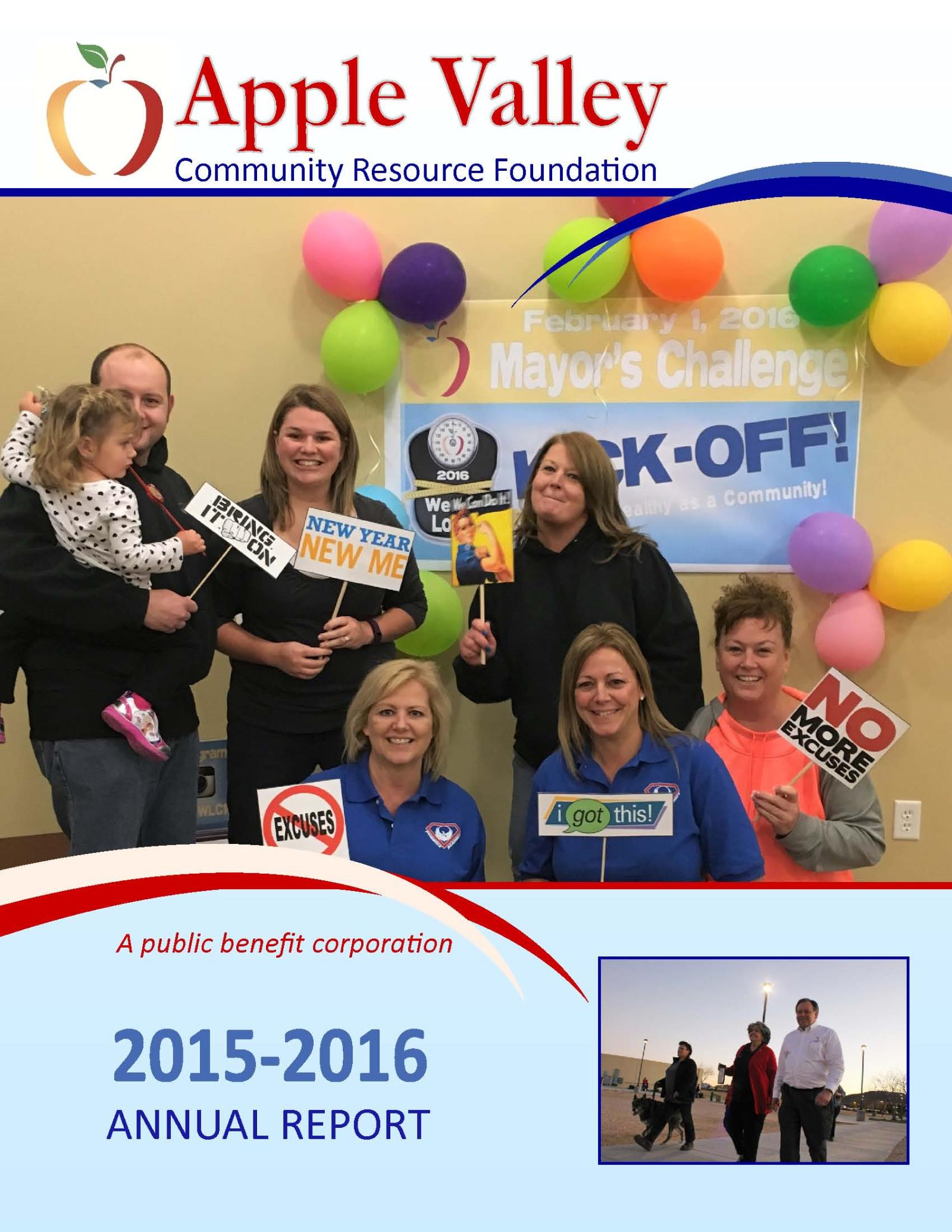 AVCRF Annual Report 2015-16_fc