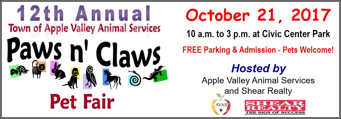 Paws n Claws Save The Date