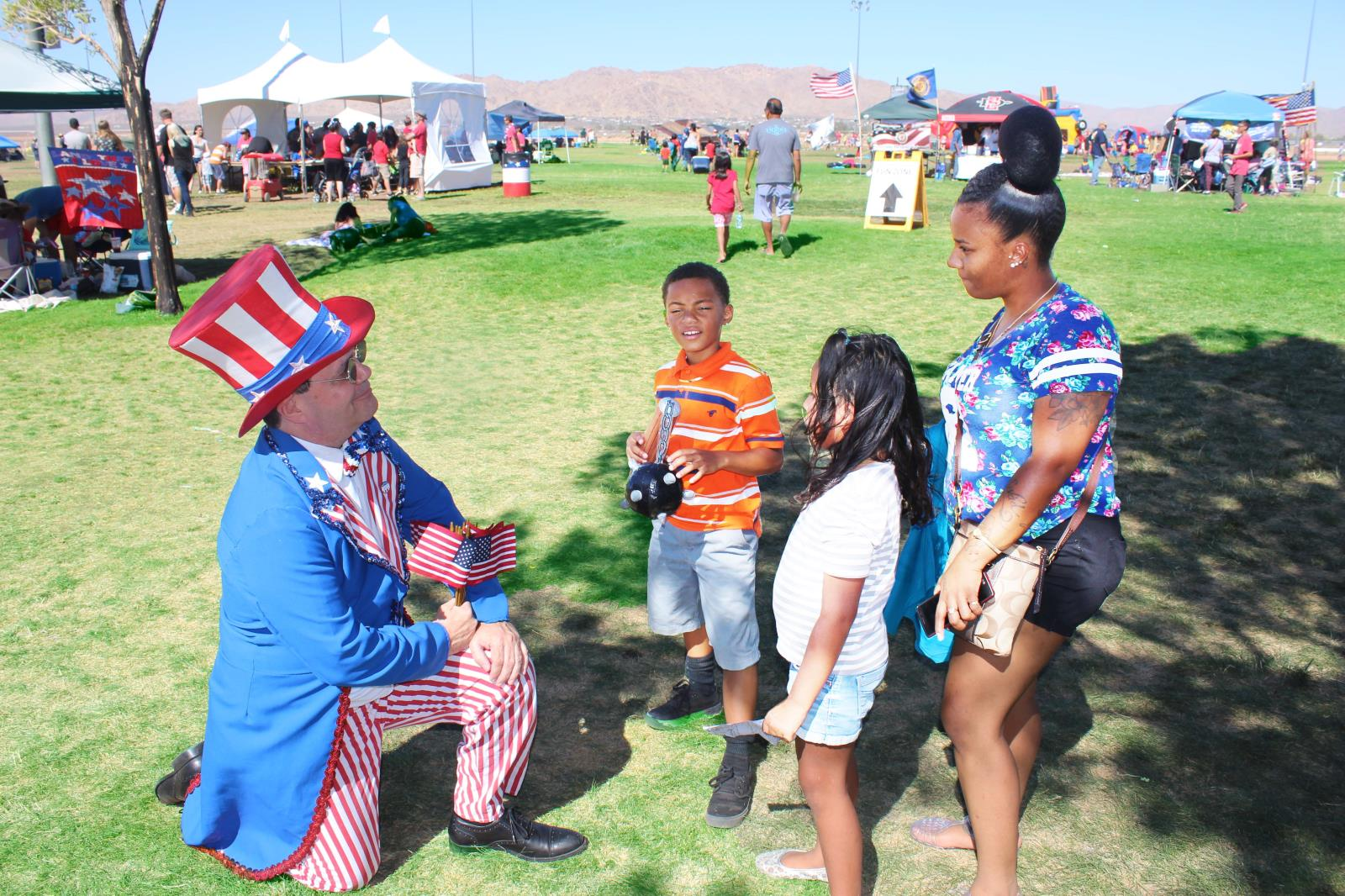 Apple Valley's Freedom Festival celebrates 20 years!