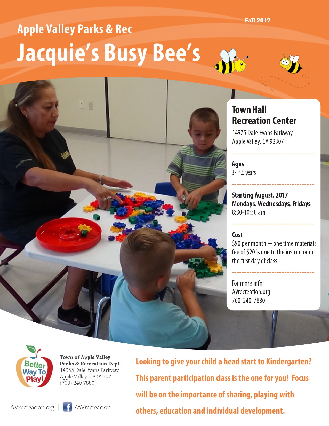 Jacquie's Busy Bee's