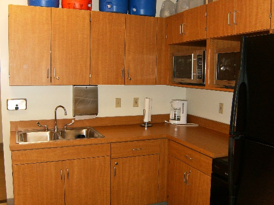 Rec Center Kitchen