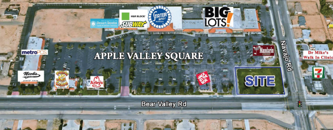 Apple Valley Square