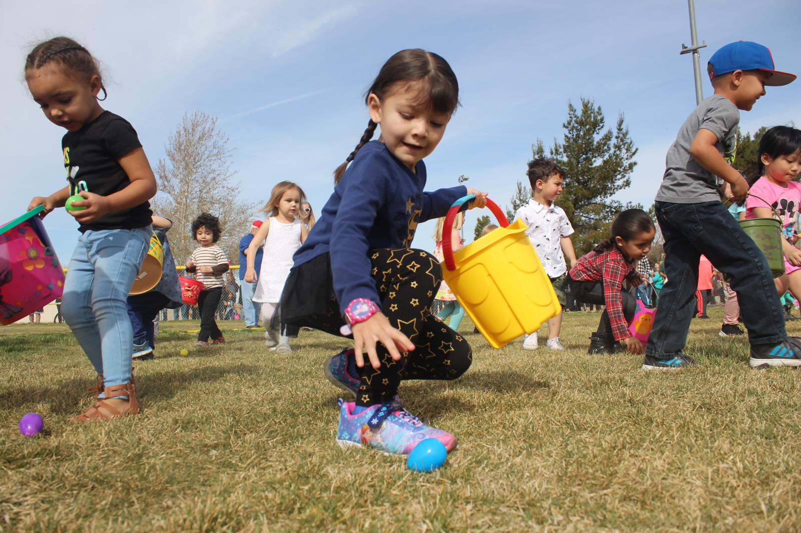 Easter Egg Hunt and Bunny Run this Saturday