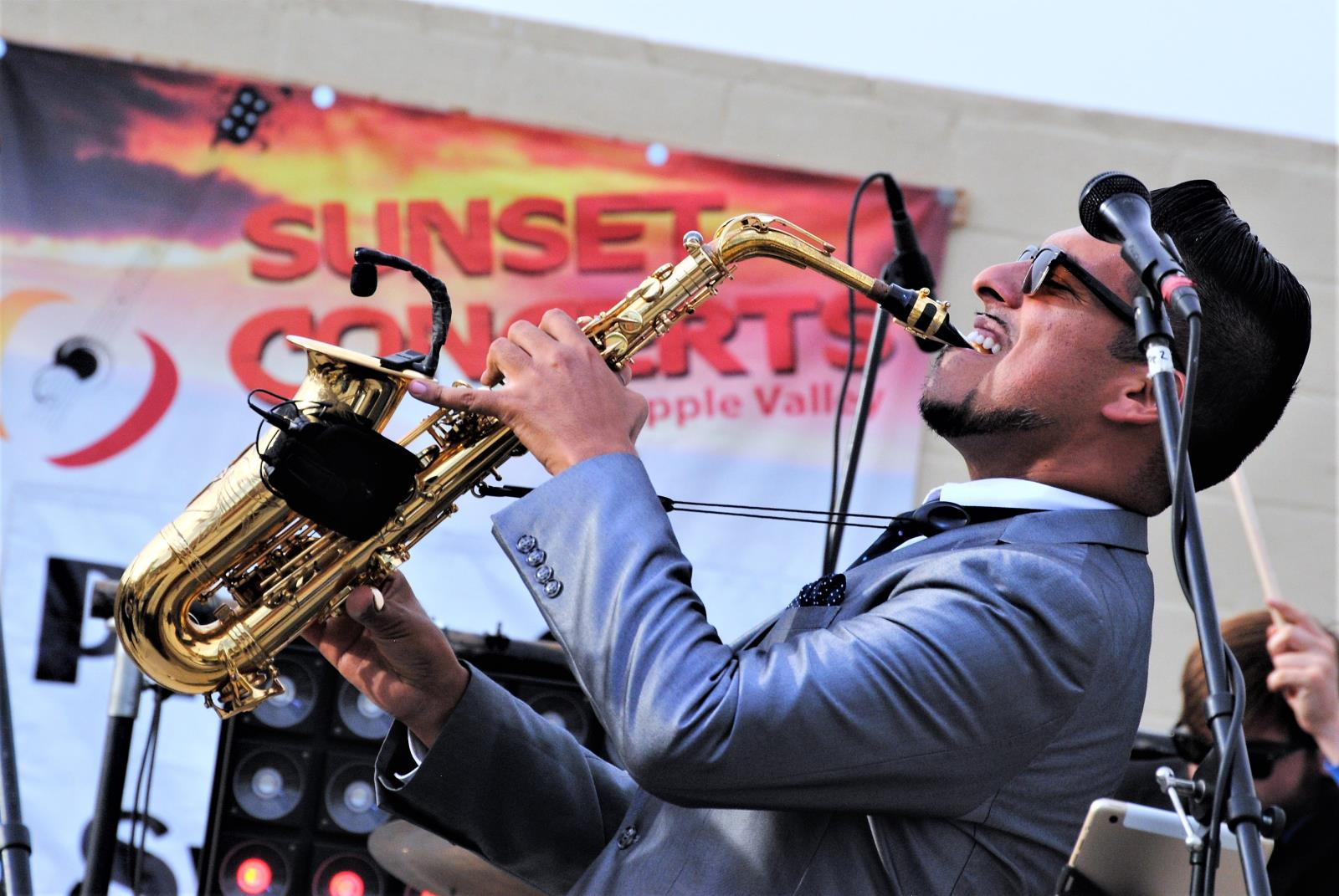 Agio Real Estate presents the 2019 Sunset Concert Series