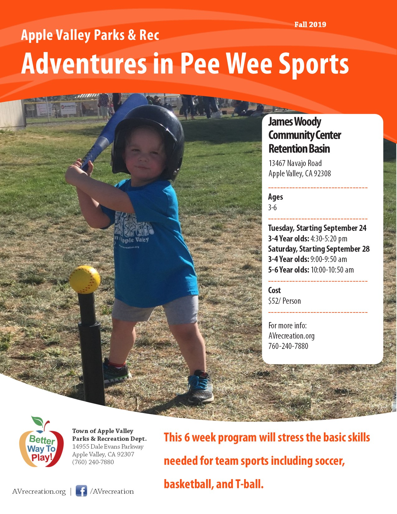 Adventures In Pee Wee Sports