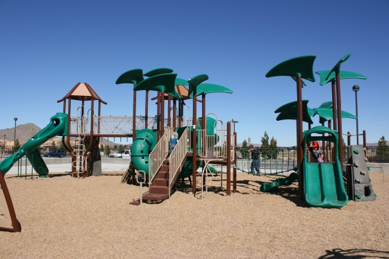 Civic Center Playground 3