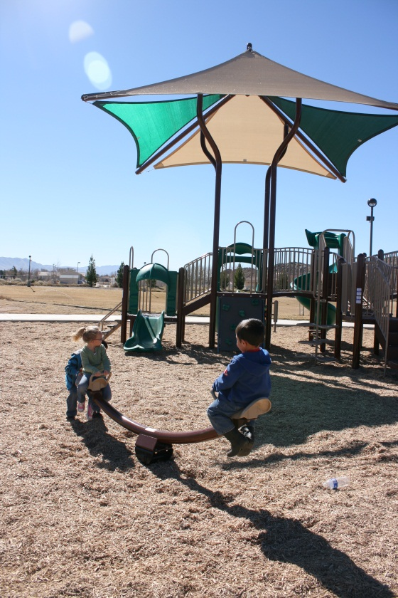 Civic Center Playground 1