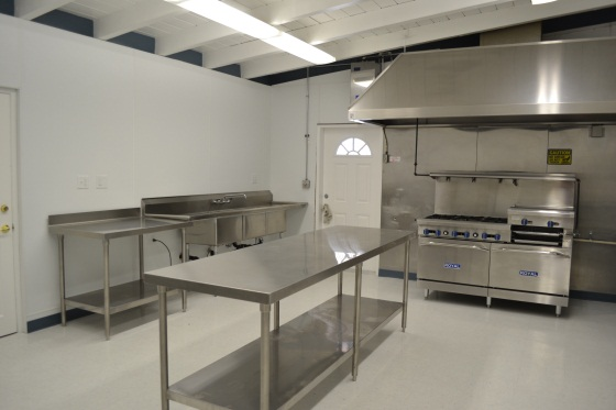 JWCC kitchen