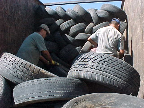 Tire Amnesty Day | Apple Valley, CA