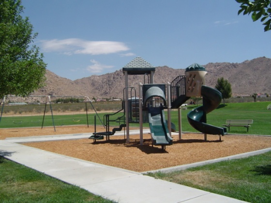 Sycamore Rocks Playground