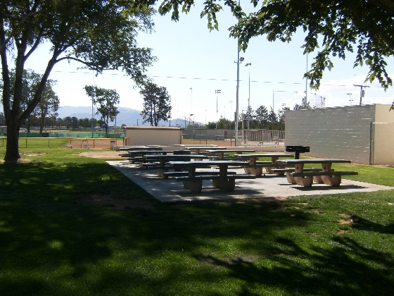 James Woody Park Picnic Area A