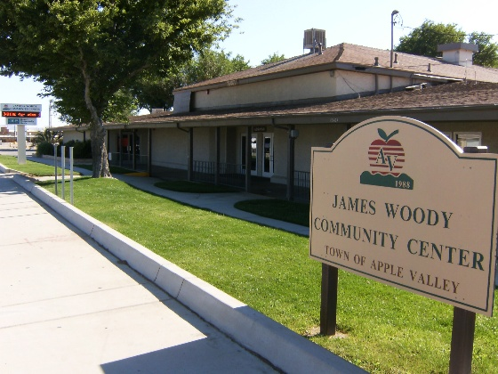 James Woody Community Center