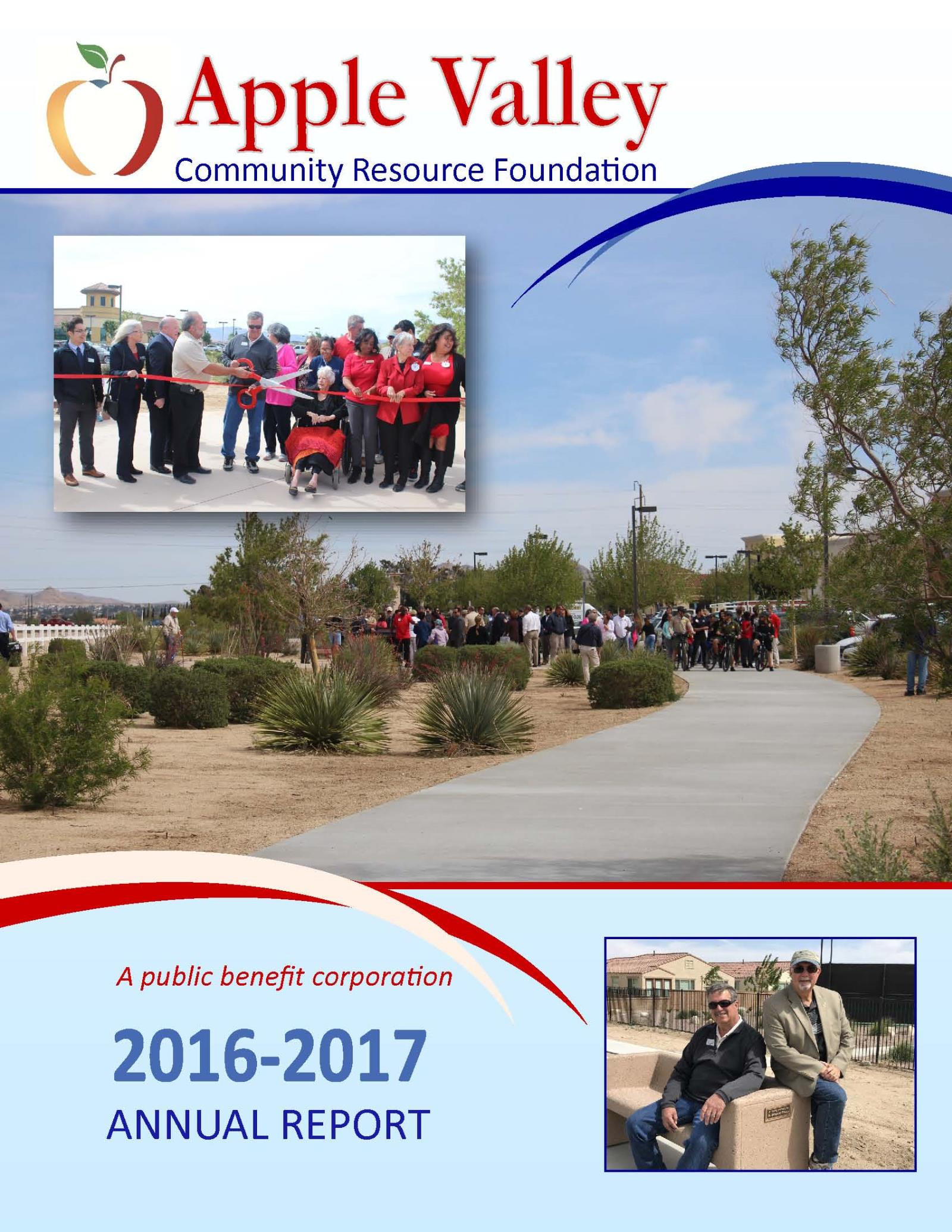 AVCRF Annual Report 2016-17_fc