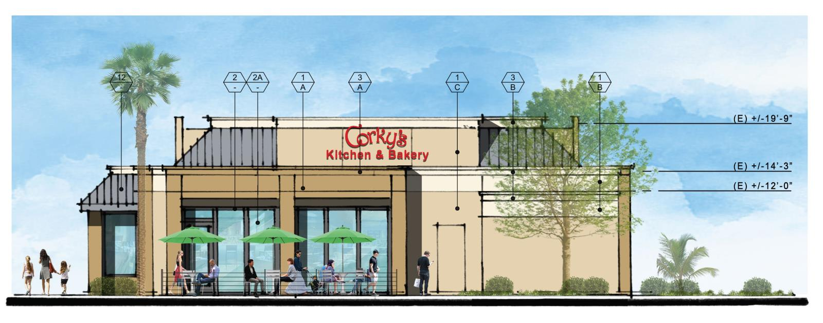 Apple Valley welcomes Corky's Homestyle Kitchen and Bakery