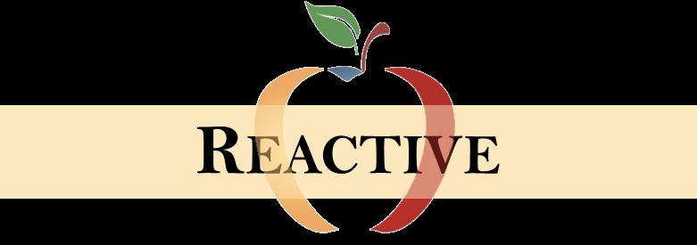 Reactive - Title