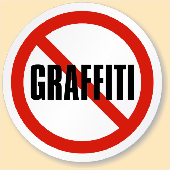 No Graffiti